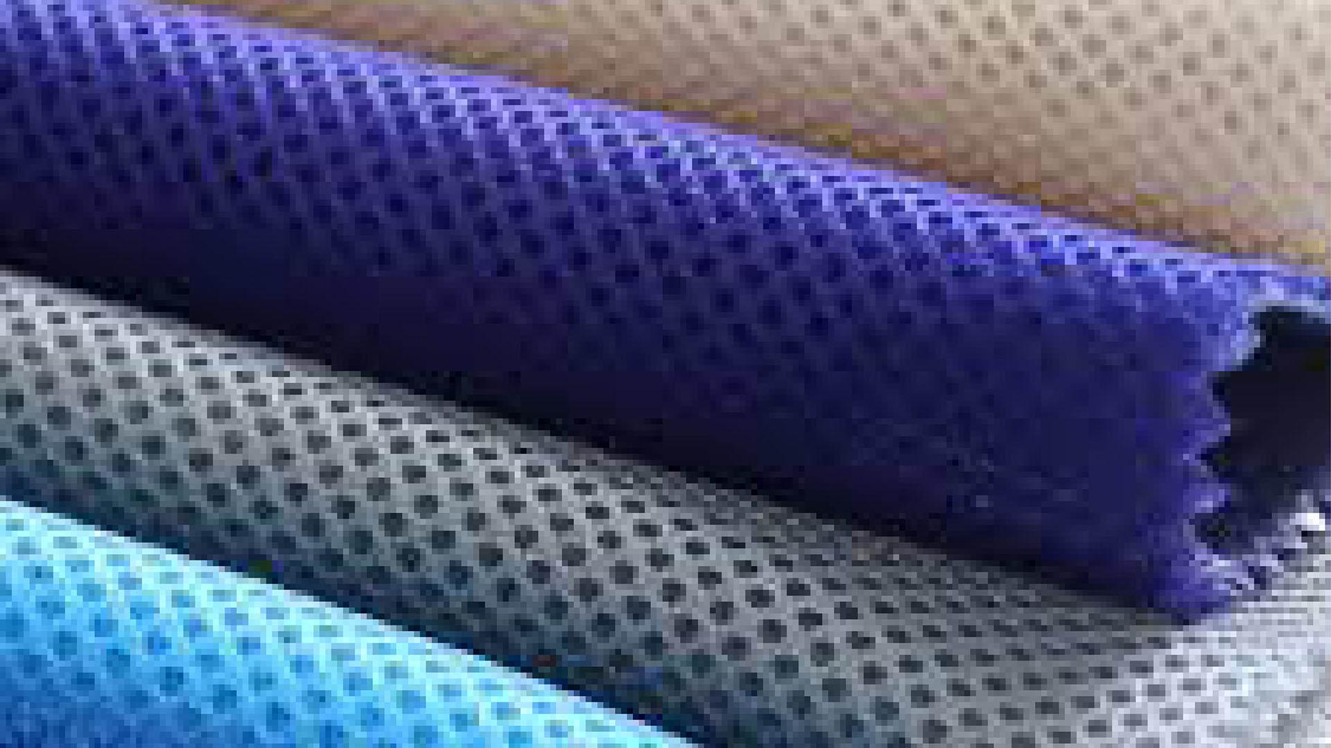 3D Mesh Fabrics